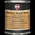 Термостойкий воск DECKEN Wood Wax